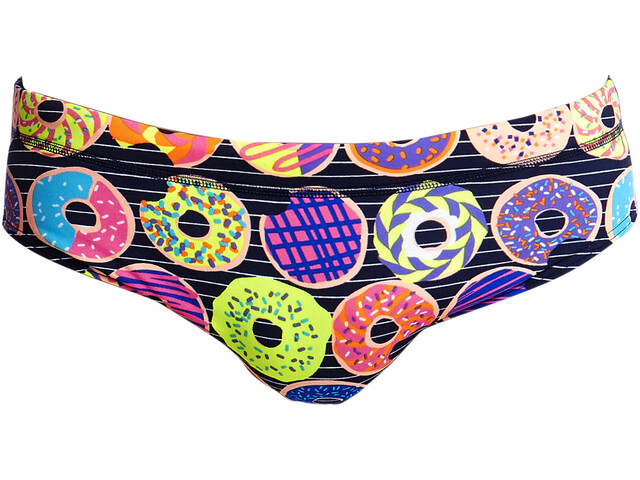 Funky Trunks Classic Bañadores Hombre, dunking donuts